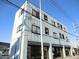 千葉県柏市若柴の賃貸アパートの外観