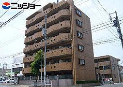 ヒサゴハイツII[5階]の外観