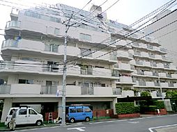 東京都大田区大森北2丁目の賃貸マンションの外観