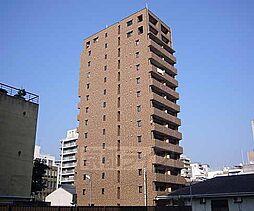 京都府京都市下京区山王町の賃貸マンションの外観