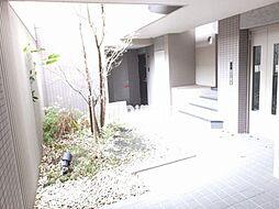 コート茶町[4階]の外観