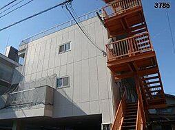 城北電気ビル[203 号室号室]の外観