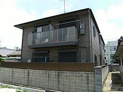 サングリエ[2階]の外観