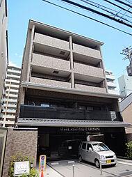 リーガル京都四条烏丸[402号室]の外観