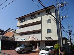 奈良県北葛城郡河合町高塚台1丁目の賃貸マンションの外観