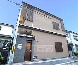 京都府京都市上京区五辻町の賃貸マンションの外観