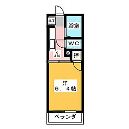 マ・メゾン290[2階]の間取り