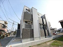 愛知県名古屋市北区山田西町3丁目の賃貸アパートの外観