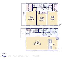 北綾瀬駅 3,680万円