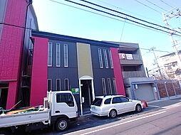 リッチハウス[1階]の外観