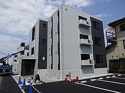 神奈川県綾瀬市上土棚南4丁目の賃貸マンションの外観