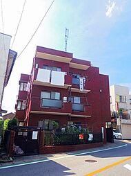 埼玉県所沢市向陽町の賃貸マンションの外観