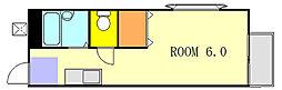 ベルシェ30[2階]の間取り