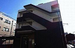 アンソレイユI[1階]の外観