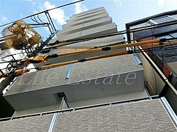 KARAHORI M[4階]の外観