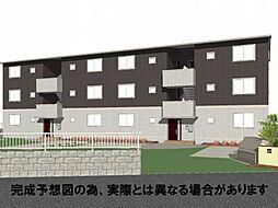 徳島県徳島市庄町1の賃貸アパートの外観