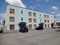 北海道旭川市神楽二条8丁目の賃貸マンションの外観