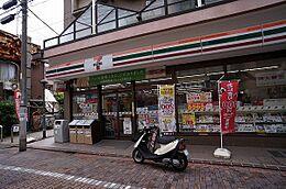 セブンイレブン大田区鵜の木2丁目店まで216m