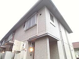 兵庫県神戸市東灘区御影山手2丁目の賃貸アパートの外観