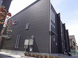 [テラスハウス] 大阪府羽曳野市古市5丁目 の賃貸【/】の外観