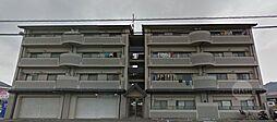 滋賀県湖南市石部北1丁目の賃貸マンションの外観