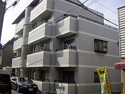 京都府京都市山科区音羽草田町の賃貸マンションの外観