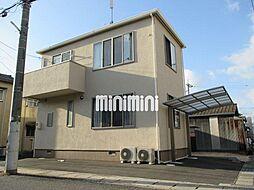 [一戸建] 岡山県岡山市北区西古松 の賃貸【/】の外観