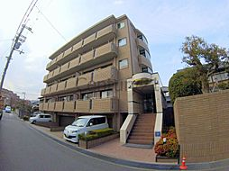 大阪府箕面市西小路1丁目の賃貸マンションの外観