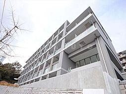 大阪府吹田市青葉丘北の賃貸マンションの外観