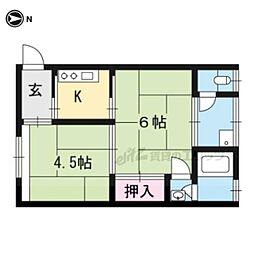 叡山電鉄鞍馬線 岩倉駅 徒歩14分