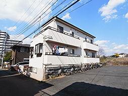 上田コーポ[301号室]の外観
