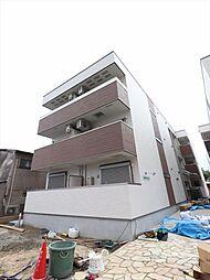 くすのきアパートメントI[1階]の外観