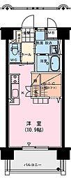 (仮称)延岡・大貫町3丁目中尾マンション[202号室]の間取り