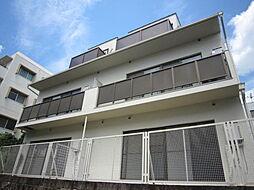 阪急神戸線 岡本駅 3階建[102号室]の外観