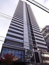 ブランズタワー御堂筋本町[20階]の外観