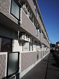 YNコート袴塚[111号室]の外観