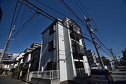 田尻アパート[3階号室]の外観