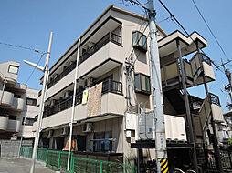 春日町西田マンション[1階]の外観
