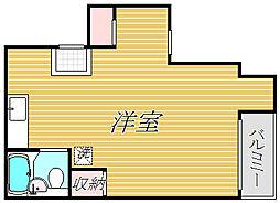 アーバンビュー南大塚[2階]の間取り