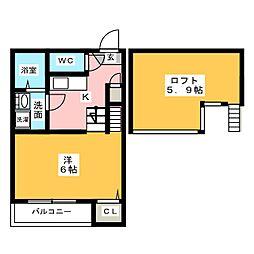 中村公園駅 5.2万円