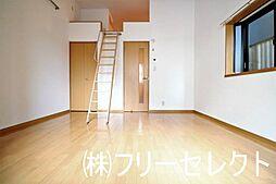 サンライズガーデン博多III[1階]の外観