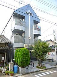 大阪府守口市早苗町の賃貸マンションの外観