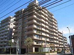 北海道札幌市中央区北二条西24丁目の賃貸マンションの外観