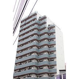 コスモ亀有V[8階]の外観