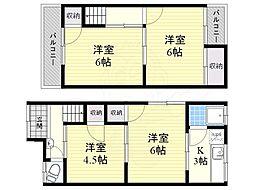 白鷺駅 5.9万円