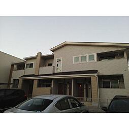愛知県清須市春日江先の賃貸アパートの外観