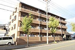 愛知県名古屋市名東区貴船3丁目の賃貸マンションの外観