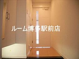 パークアクシス博多美野島の玄関(^^