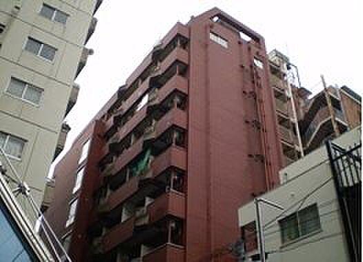 新宿グリーンプラザ[602号(家具家電付)号室]の外観