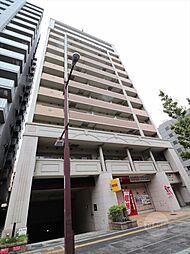 ニッケノーブルハイツ江坂[7階]の外観